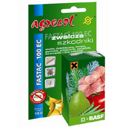 Agrecol FASTAC 100 EC 2.5 ml